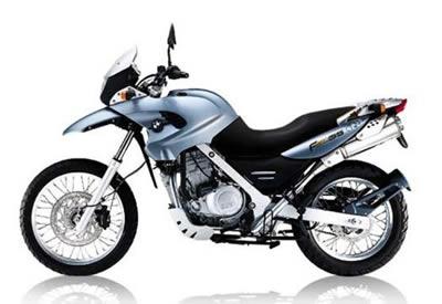 Motorbike rental algeciras port